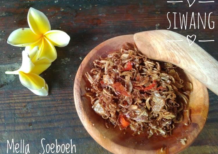 Resep Siwang