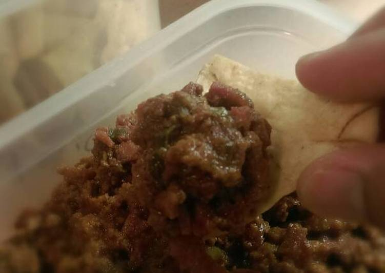 Resep Salsa Sauce Multi Fungsi