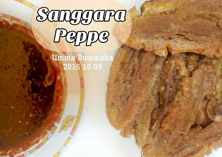 Resep Sanggara Peppe