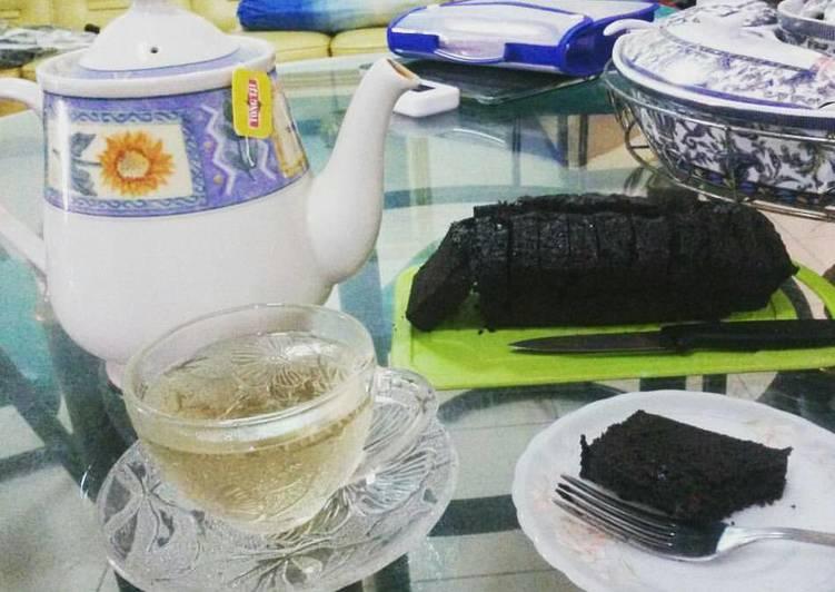 Resep Steam Choco Cake