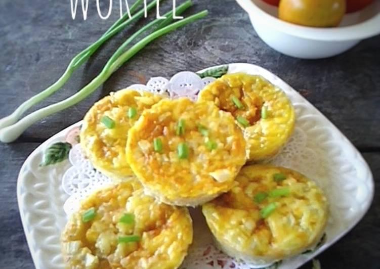 Resep Muffin Telur Wortel
