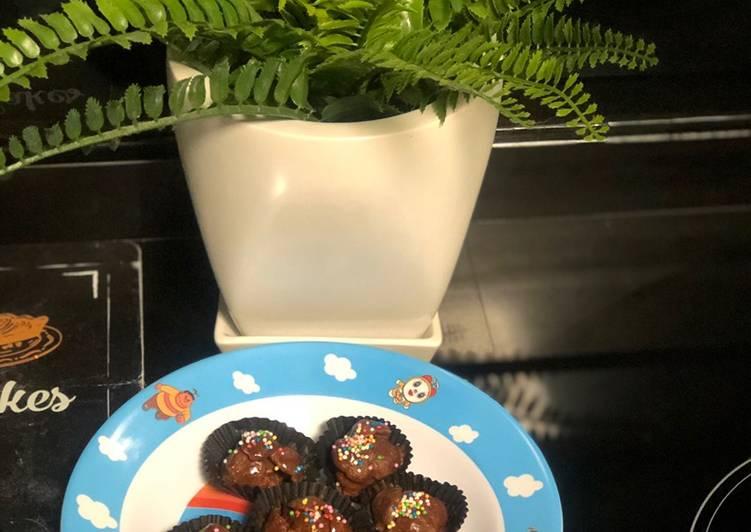 Resep Koko krunch chocolate