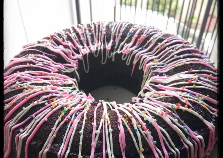 Resep Cake moist simple enak