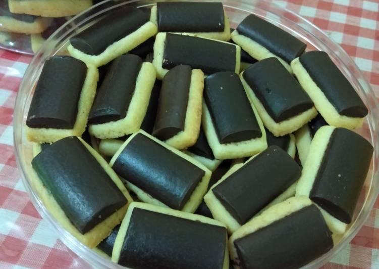 Resep Kue Choco Stick