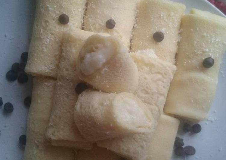 Resep Darling Coconut Cheese (Kelapa Keju)