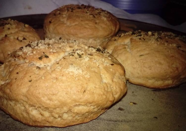 Resep Sourdough Biscuits