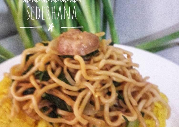 Resep Nasi Kuning Rice Cooker Sederhana