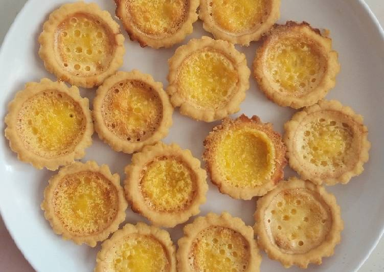 Resep Homemade Pie Susu