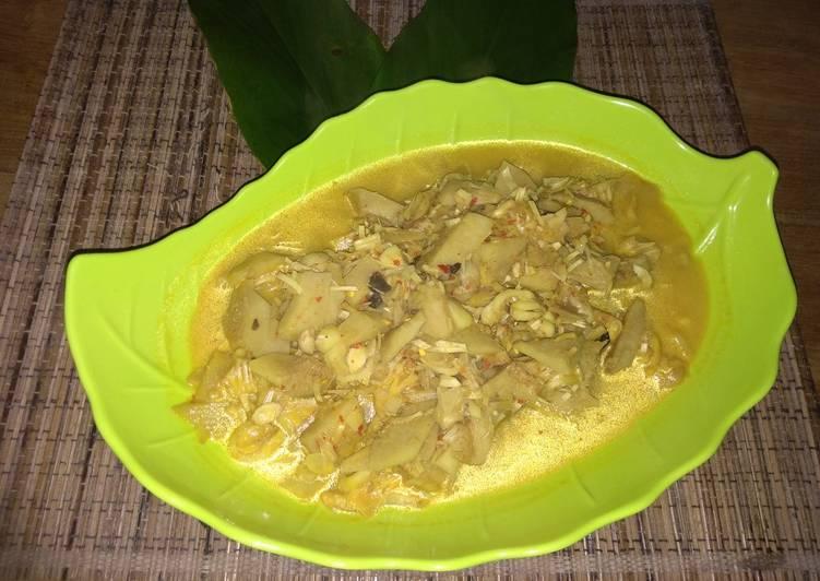 Resep Gulai Nangka Padang