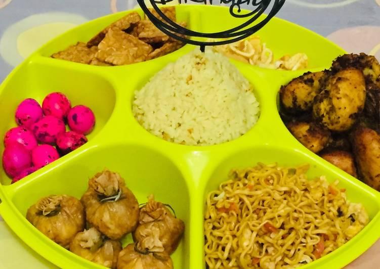 Resep Nasi Kuning Rice Cooker (Versi Ulang Tahun)