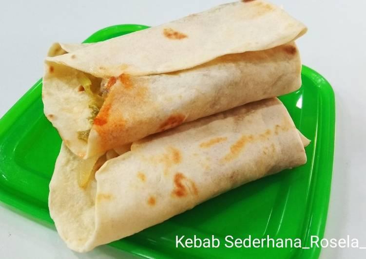 Inspirasi Resep Kebab Simple Yang Lezat