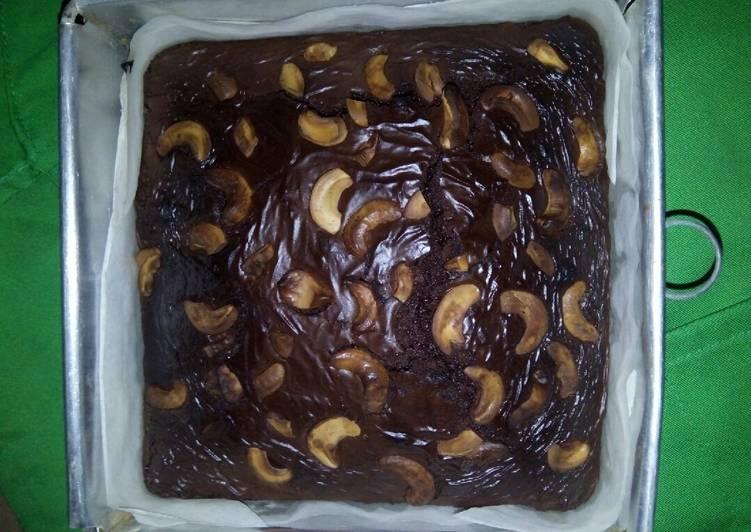 Resep Brownies shiny crust #23