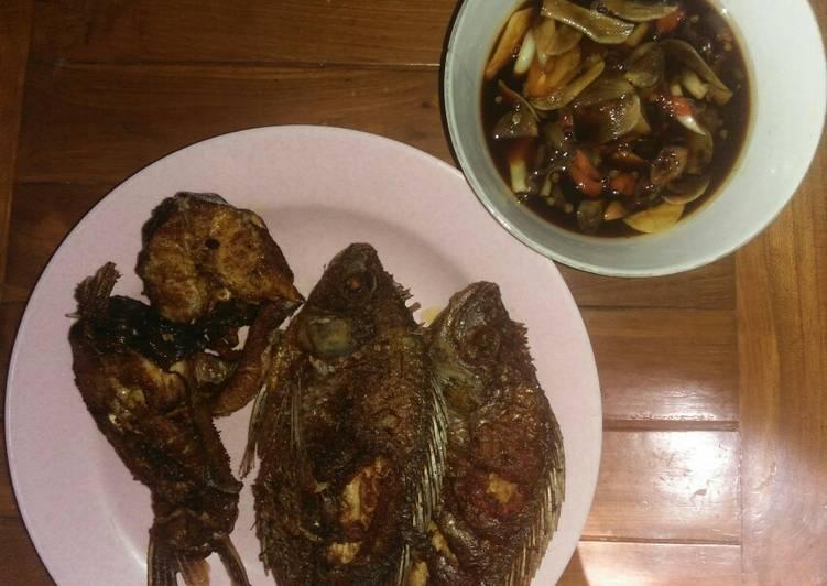 Resep Ikan Nila-Patin Goreng Sederhana