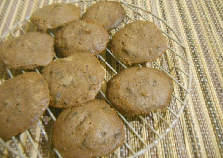 Resep Dark Choco Cookies