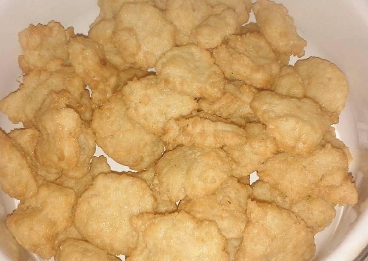 Resep Tahu,keju,crispy