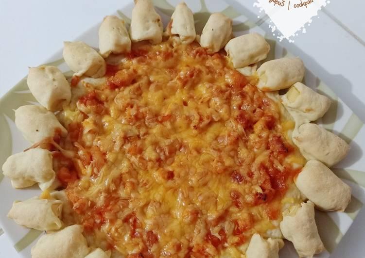 Resep Cheesy Bites Pizza