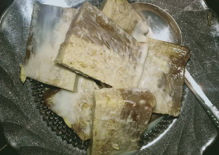 Resep Pudding Timun Gula Jawa