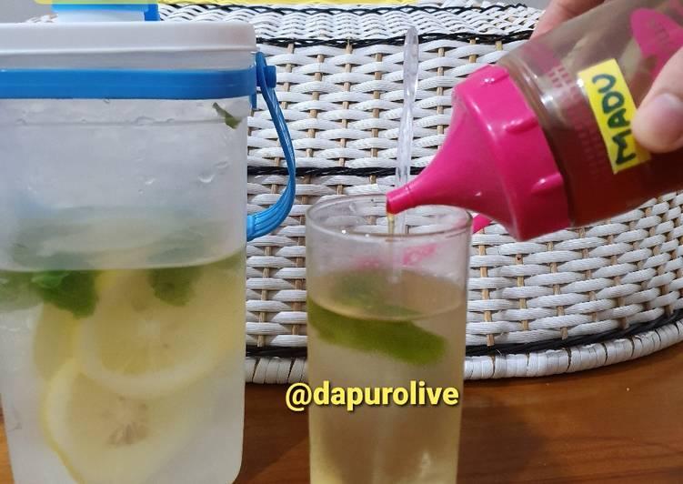 Resep Infused Water