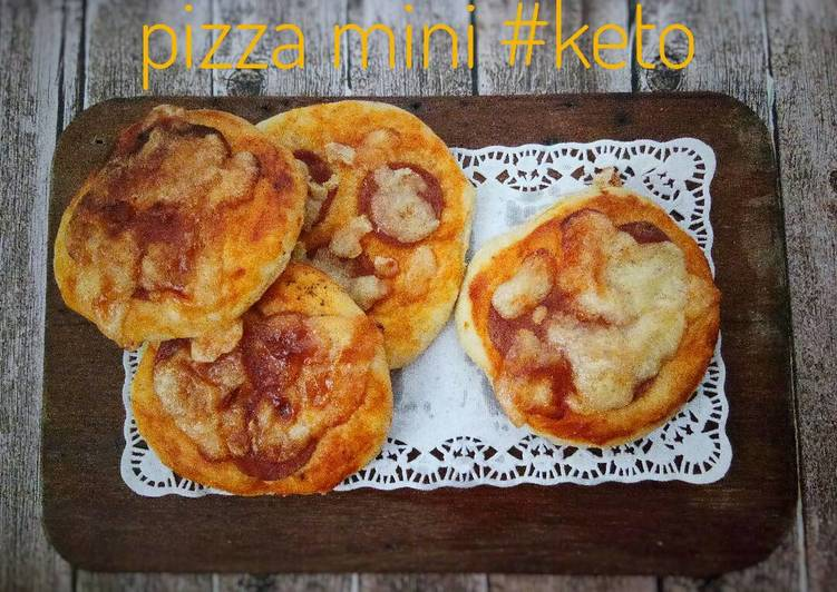 Resep Pizza #ketopad
