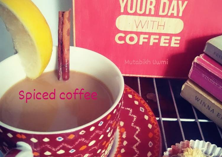 Resep Spiced Coffee