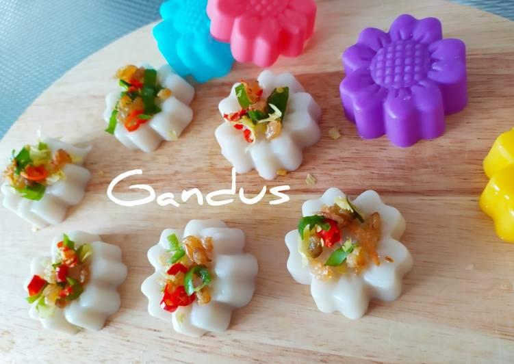 Resep Gandus