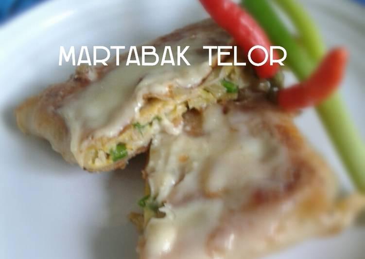 Resep Martabak Telor