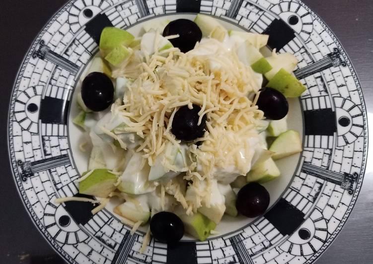 Resep Fruits Salad