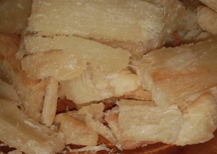 Resep Singkong goreng