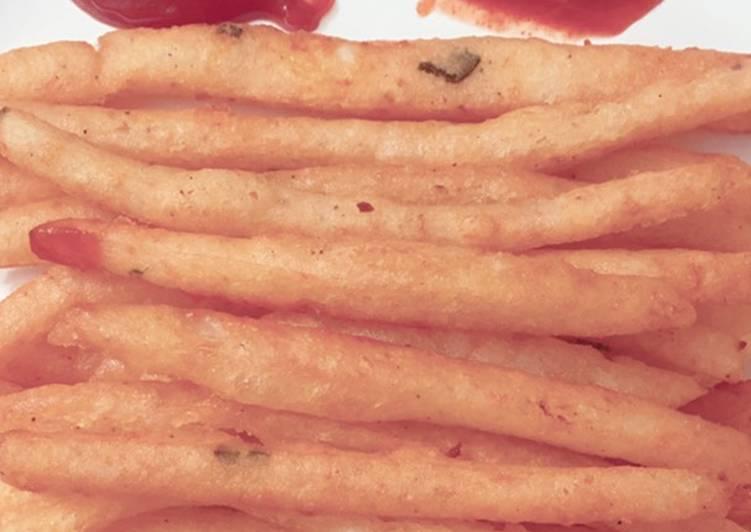 Resep Stick potato cheese