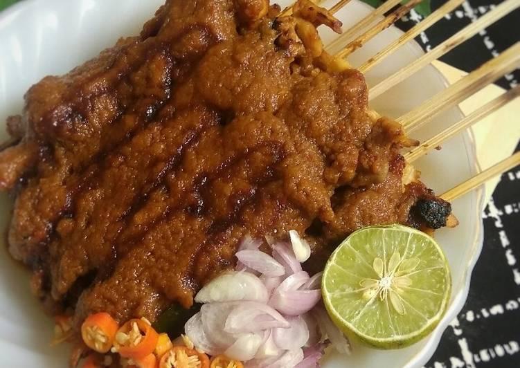 Resep Sate Jamur