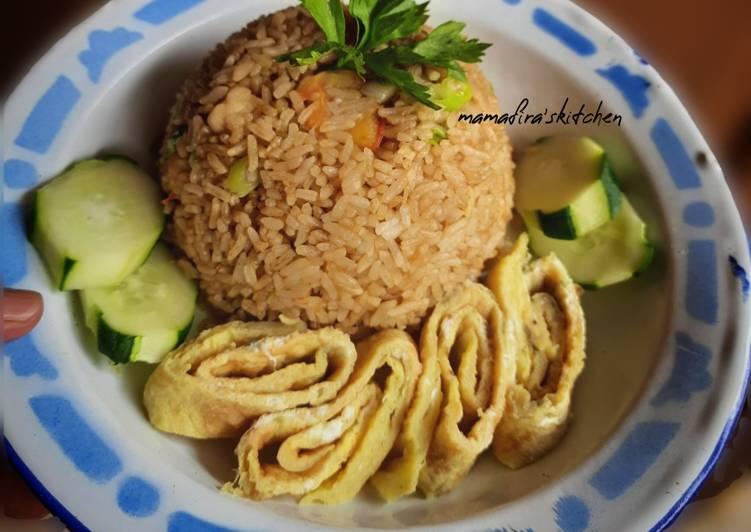 Resep Nasi Goreng Kampung