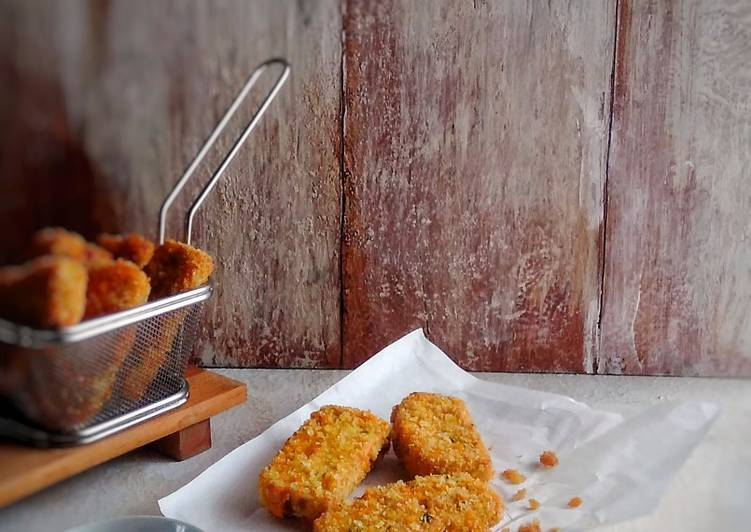 Resep Nugget wortel