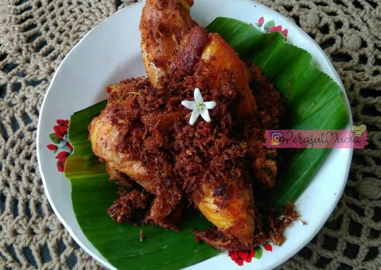 Resep Resep Ayam Goreng Lengkuas