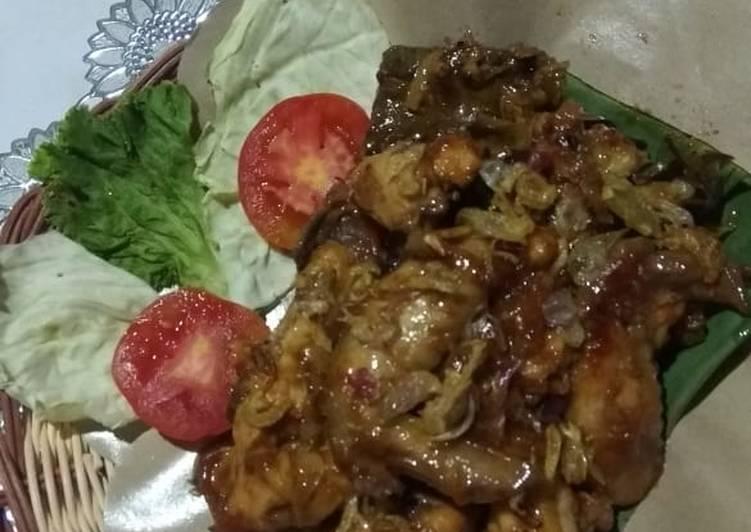 Resep Garang Asam Ayam