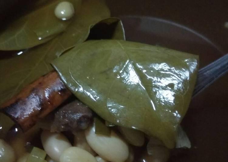 Resep Sayur kacang