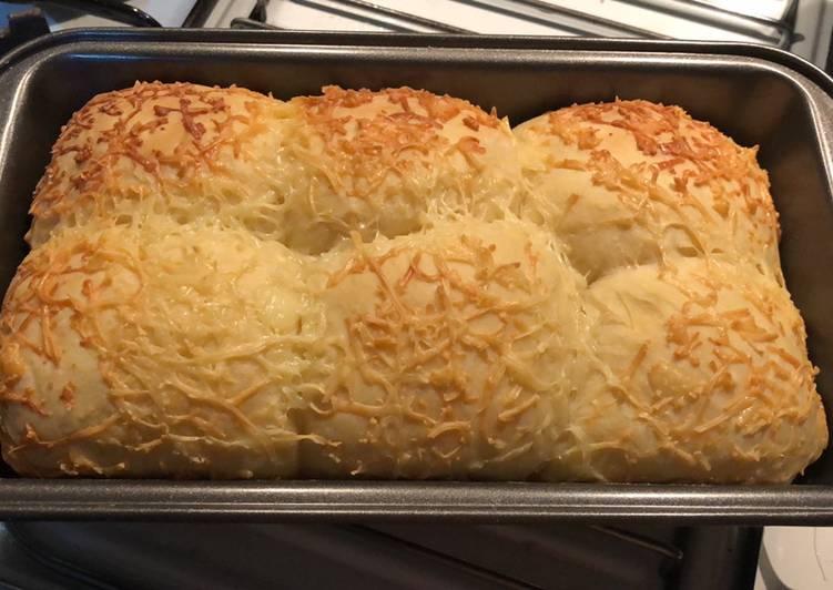 Resep Roti Keju Lembut