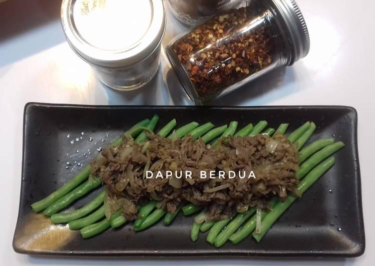 Resep Tumis Daging Oriental