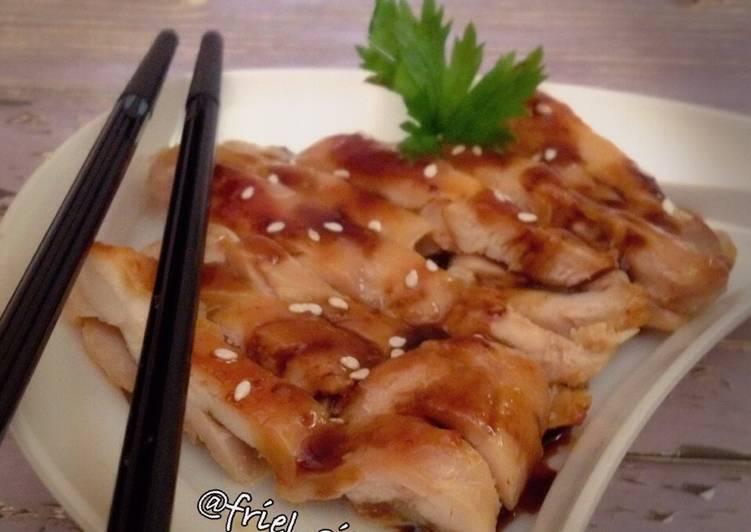 Resep Easy teriyaki chicken