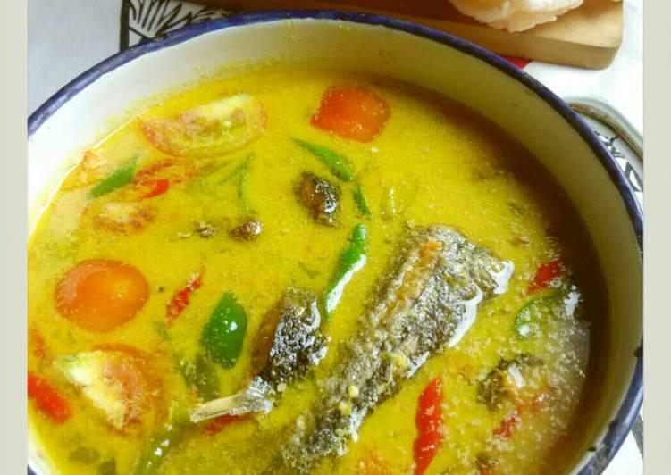 Resep Mangut Ikan Tenggiri