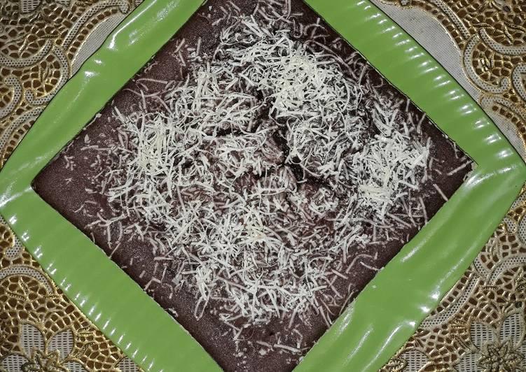 Resep Brownies Panggang Coklat Keju