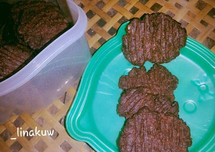 Resep Coco Coconut Cookies (no mixer)