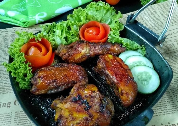 Resep Ayam Bakar Kecap (Teflon)