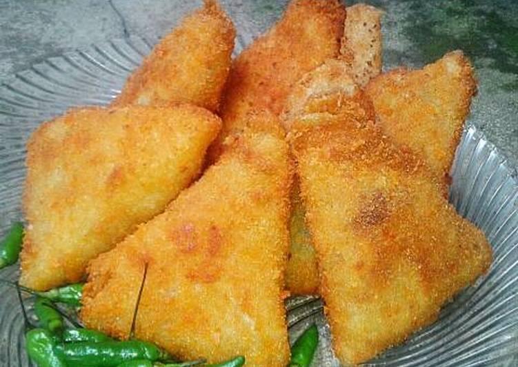 Resep Risoles isi Ayam