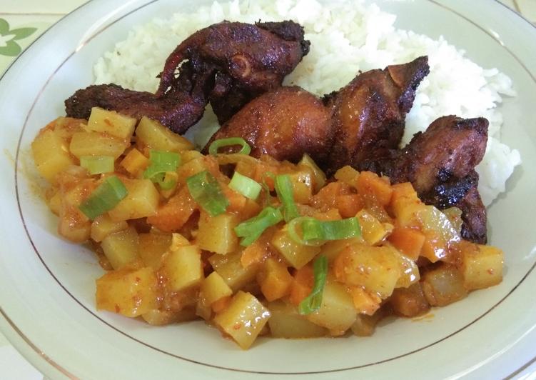 Resep Chicken Curry
