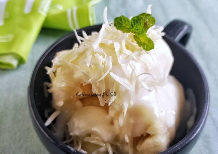 Resep Singkong Thai Keju