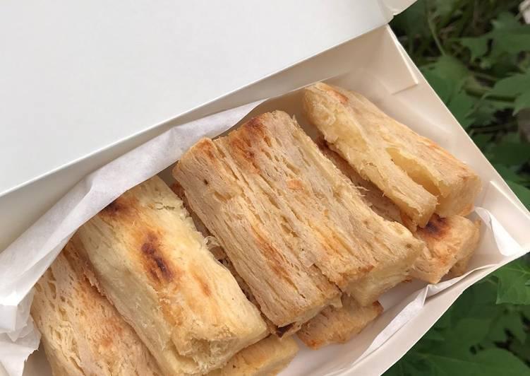 Resep Singkong Keju Oven