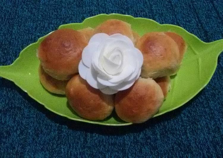 Resep Roti unyil mini part 2