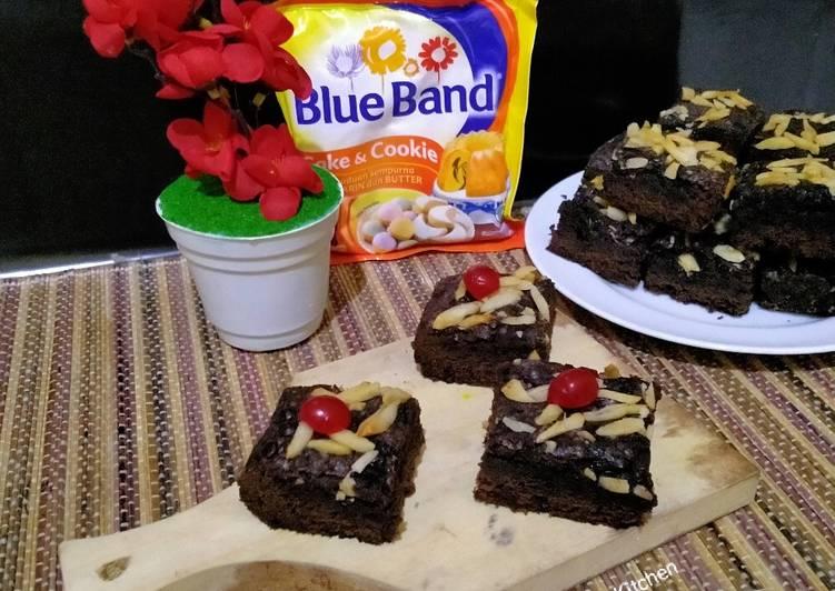 Resep Brownies Panggang Simpel