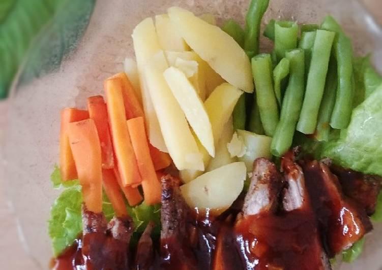 Resep Steak Daging Sapi Simpel