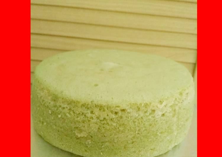 Resep Greentea cake#pekaninspirasi#cookpadcommunity